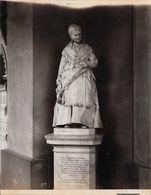 GENOVA -Photo Albumine Ca.1880 - A.NOACK GENOVA N° 3177 MON. DI CATERINA CAMPODONICO 1881 Lzo ORENGO-CIMITERO STAGLIENO - Oud (voor 1900)