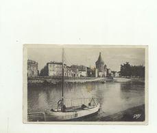 33/ CPSM - Libourne - Le Quai Souchet Et L'Isle - Libourne