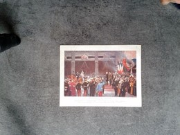 Pasteur Reproduction Par La Photographie Des Couleurs De Tableaux Edouard Detaille Muséeversaill .Funérailles De Pasteur - Louis Pasteur