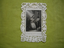 Canivet 19ème N&B Saint Edouard, Roi D'Angleterre - Images Religieuses
