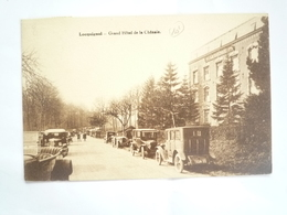 59 LOCQUIGNOL GRAND HOTEL DE LA CHÊNAIE 1933 SEPIA - France