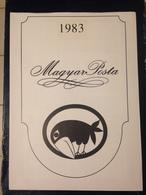 Hongrie - Magyar Posta - 1983 - Année Complète Avec Blocs Feuillet - Hongarije