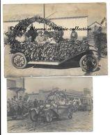 TUNIS 1923 - FETE DES FLEURS DES ORANGES - CARTE PHOTO ET PHOTO - TUNISIE - Luoghi