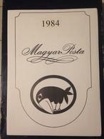 Hongrie - Magyar Posta - 1984 - Année Complète Avec Blocs Feuillet - Hongarije