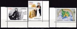 2013, Spanien, 4801/03, Persönlichkeiten, Personalidades, MNH ** - 2011-... Unused Stamps