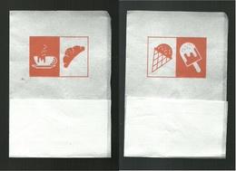 Tovagliolino Da Caffè - Colazione 01 - Company Logo Napkins