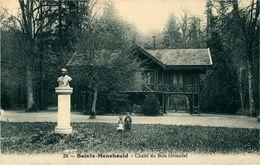 Sainte-Menehould Chalet Du Bois Géraudel - Sainte-Menehould