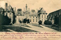 SAINT-LOUP Le Château    Deux Sèvres - Saint Loup Lamaire