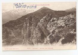 09 Saurat, Rocher Des Iretchès (2076) - France