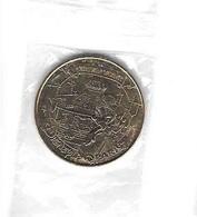 * Médaille  Touristique  Monnaie  De  Paris  DISNEYLAND  PARIS, CARROUSSEL - Monnaie De Paris