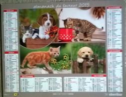 Almanach Du Facteur 2015 - Calendars