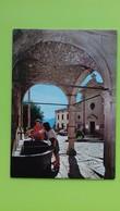 Cartolina SESTOLA - MO - Viaggiata - Postcard - Antica Fonte - Modena