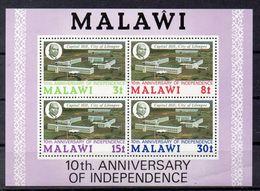 MALAWI  Timbres Neufs ** De 1974  ( Ref 5238 ) Indépendance - Voir Descriptif - Malawi (1964-...)