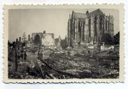 Beauvais Bombardement Des 8 Et 9 Juin 1940 - War, Military