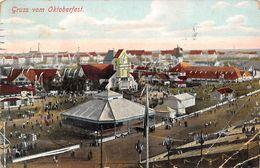 Allemagne - München - Gruss Vom Oktoberfest - Muenchen