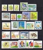 1985-87 Salvador, Séries  Entre Yv. 960 Et PA 652**, Cote 106 €, - Salvador