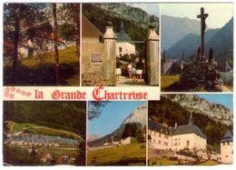 La Grande Charteuse. (38) VG. - Chartreuse