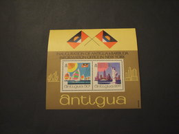 ANTIGUA - BF 1973 BATTELLI - NUOVO(++) - Antigua E Barbuda (1981-...)