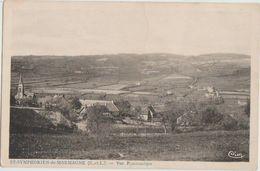 CPA 71 SAINT SYMPHORIEN DE MARMAGNE Vue Panoramique - Frankreich