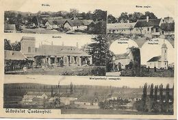 1910 - CSETENY, Okres Veszprem,  Gute Zustand, 2 Scan - Ungarn
