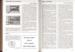 DE POSTZEGEL - ZEER MOOI EN PROPER INGEBONDEN - COMPLETE 40e JAARGANG 1977 - VEEL INFO MET INHOUDSTAFEL -  EXTRA MOOI - Riviste: Abbonamenti