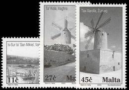 Malta 2003 Windmills Unmounted Mint. - Malta