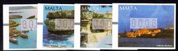 Malta 2002 ATM Labels Unmounted Mint. - Malte