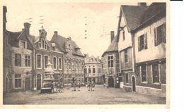Bruxelles - CPA - Brussel - Rue De Coudenberg (Fontaine Des Satires) - Lanen, Boulevards
