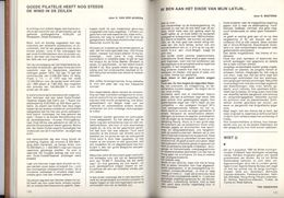 DE POSTZEGEL - ZEER MOOI EN PROPER INGEBONDEN - COMPLETE 44e JAARGANG 1981 - VEEL INFO MET INHOUDSTAFEL -  EXTRA MOOI - Magazines: Subscriptions