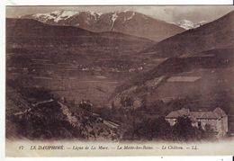 Cpa La Motte Les Bains  Le Chateau - Sonstige Gemeinden
