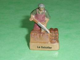 Fèves / Personnages / Métiers : Le Sabotier  T23 - Characters