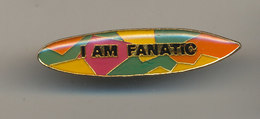 I AM FANATIC - Unclassified