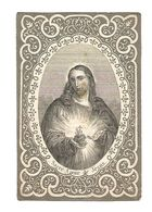D 122. ISABELLA VAN HOLEN - °PULDERBOSCH  En + DIEST 1871 (77j.) - Images Religieuses