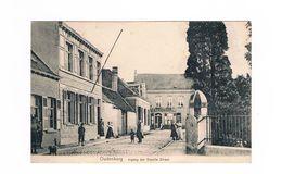 Oudenburg Ingang Der Kapell Straat Zeldzaam - Oudenburg