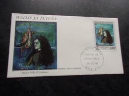 WALLIS ET FUTUNA (1985) PATRICE NIELLY - Wallis-Et-Futuna