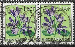 8Bc-954: LIBENGE - 1947-60: Oblitérés