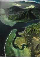 Moorea- ( île Soeur De Tahiti  Baie D'Opunohu *** Belle Carte *** Ed. Iris (Edipac) N°78 - Cliché B.hermann - Polynésie Française