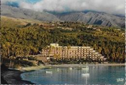 Maeva Beach Hôtel ( Démoli Et Refait En 2014)  *** Belle Carte Dentelée *** Ed. & Cliché JH Labaysse (iris) N°105 - Polinesia Francese