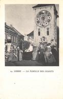 Lier  Lierre  La Famille Des Geants  Familie Reuzen     X 3775 - Lier