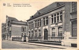 Lier  Lierre  Berlaarstraat En Normaalschool         X 3786 - Lier