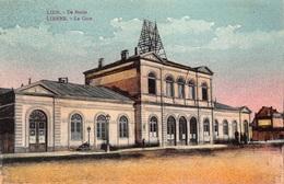Lier  Lierre  Station  La Gare  Statie       X 3791 - Lier
