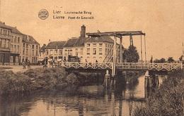 Lier  Lierre  Leuvense Brug Leuvensche Brug      X 3795 - Lier