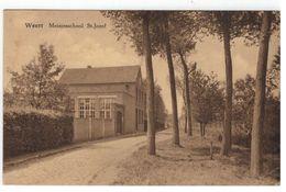 Weert  Meisjesschool St-Jozef - Bornem