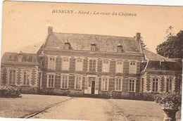 59 BUSIGNY La Cour Du Château - Otros Municipios