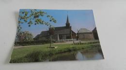 Cp Eglise De Nullemont 76390 Aumale - France