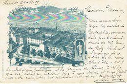 STAVELOT - Institut Saint-Remacle - Lithographie A. Benoit, Paris - Stavelot