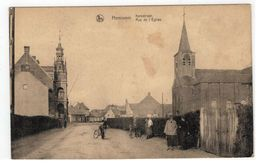 Hemixem  Kerkstraat  Rue De L'Eglise - Hemiksem