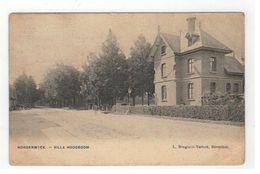 Noorderwijk - Norderwyck. - Villa Hoogboom 1906 - Herentals