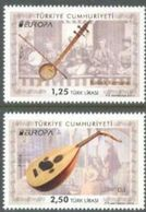 Turkey 2014  - Europa Cept - Set  MNH** - Europa-CEPT