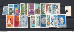 1970 MNH Finland, Year Complete According To Michel, Postfris - Finland